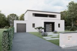 Maison+Terrain de 6 pièces avec 4 chambres à Riantec 56670 – 460000 € - SLG-21-02-25-2