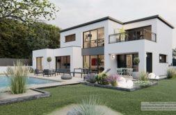Maison+Terrain de 5 pièces avec 4 chambres à Chantepie 35135 – 632328 € - EPLA-21-06-12-1