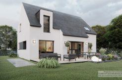 Maison+Terrain de 5 pièces avec 4 chambres à Louvigné-de-Bais 35680 – 215118 € - EPLA-21-04-21-39
