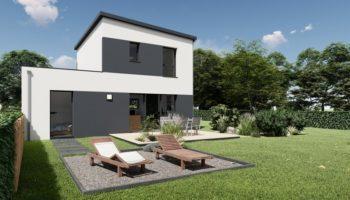 Maison+Terrain de 4 pièces avec 3 chambres à Noyal-sur-Vilaine 35530 – 255575 € - EPLA-20-11-20-60