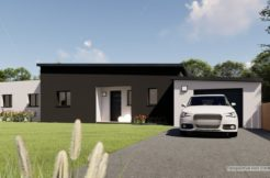 Maison+Terrain de 4 pièces avec 3 chambres à Cornebarrieu 31700 – 384574 € - CROP-20-11-19-23