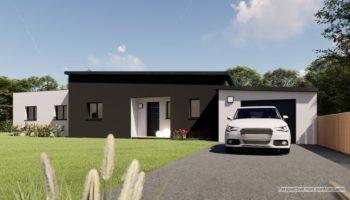 Maison+Terrain de 4 pièces avec 3 chambres à Salvetat-Saint-Gilles 31880 – 395263 € - CROP-20-11-19-31