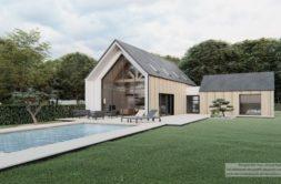 Maison+Terrain de 5 pièces avec 3 chambres à Hillion 22120 – 336920 € - ASCO-21-03-18-35