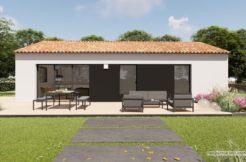 Maison+Terrain de 4 pièces avec 3 chambres à Nailloux 31560 – 231430 € - JHU-21-02-05-24