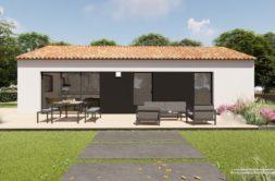 Maison+Terrain de 4 pièces avec 3 chambres à Nailloux 31560 – 198296 € - JHU-21-05-03-20
