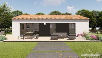 Maison+Terrain de 4 pièces avec 3 chambres à Ayguesvives 31450 – 295632 € - JHU-21-10-06-18