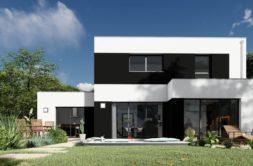 Maison+Terrain de 5 pièces avec 4 chambres à Ayguesvives 31450 – 320316 € - JHU-21-05-03-15