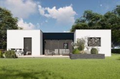 Maison+Terrain de 4 pièces avec 3 chambres à Nailloux 31560 – 206257 € - JHU-21-02-05-45
