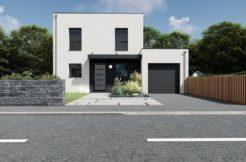 Maison+Terrain de 5 pièces avec 4 chambres à Fourquevaux 31540 – 296500 € - JHU-21-07-02-33