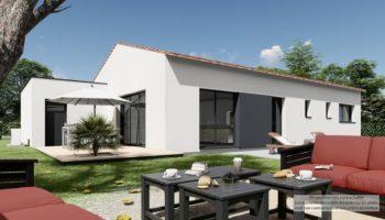 Maison+Terrain de 4 pièces avec 3 chambres à Villeneuve-Tolosane 31270 – 327920 € - CLE-21-01-15-9