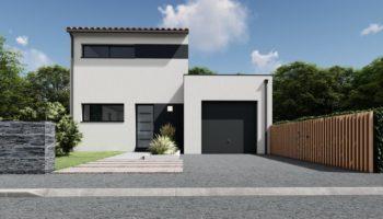 Maison+Terrain de 4 pièces avec 3 chambres à Nailloux 31560 – 254469 € - JHU-21-07-16-24