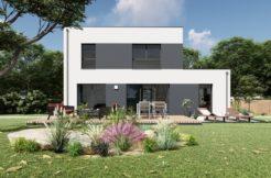 Maison+Terrain de 5 pièces avec 4 chambres à Fourquevaux 31540 – 307439 € - JHU-21-05-03-33