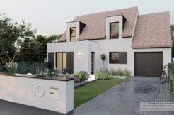 Maison+Terrain de 5 pièces avec 4 chambres à Nailloux 31560 – 276233 € - JHU-21-02-05-21