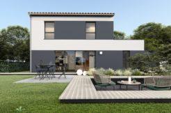 Maison+Terrain de 5 pièces avec 4 chambres à Fourquevaux 31540 – 316931 € - JHU-21-07-02-28
