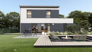 Maison+Terrain de 5 pièces avec 4 chambres à Ayguesvives 31450 – 287003 € - JHU-21-03-17-4