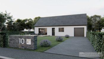 Maison+Terrain de 6 pièces avec 3 chambres à Saint-Pabu 29830 – 187306 € - NCHA-21-01-14-34