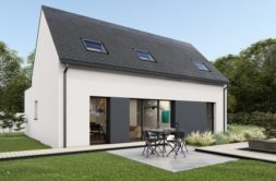 Maison+Terrain de 6 pièces avec 4 chambres à Thoiry 78770 – 350132 € - AORE-20-12-15-4