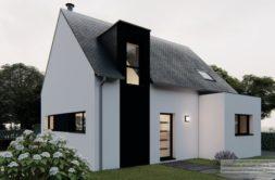 Maison+Terrain de 5 pièces avec 4 chambres à Baulon 35580 – 239894 € - PDUV-21-02-11-32