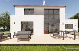 Maison+Terrain de 5 pièces avec 3 chambres à Saint-Colomban 44310 – 315129 € - CLER-21-01-18-5
