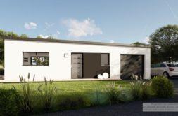 Maison+Terrain de 4 pièces avec 3 chambres à Saint-Hilaire 31410 – 254170 € - CLE-21-03-09-15
