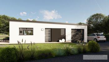 Maison+Terrain de 4 pièces avec 3 chambres à Fauga 31410 – 255239 € - CLE-21-06-03-2