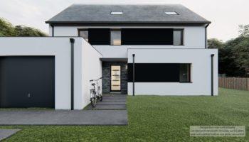 Maison+Terrain de 6 pièces avec 4 chambres à Dingé 35440 – 348138 € - SMAR-21-03-25-29