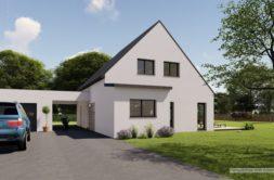Maison+Terrain de 5 pièces avec 4 chambres à Dol-de-Bretagne 35120 – 380181 € - SMAR-21-02-15-56