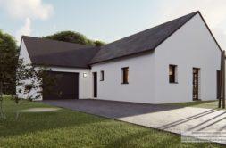 Maison+Terrain de 4 pièces avec 3 chambres à Le Tronchet 35540 – 251094 € - SMAR-21-03-24-84
