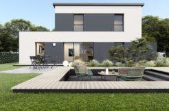 Maison+Terrain de 6 pièces avec 4 chambres à Pont-l'Abbé 29120 – 213400 € - DPAS-21-03-15-85