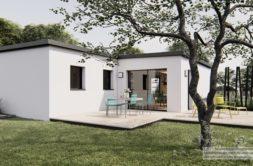 Maison+Terrain de 5 pièces avec 3 chambres à Plomelin 29700 – 232000 € - DPAS-21-01-06-14