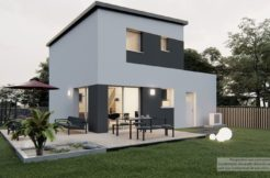 Maison+Terrain de 4 pièces avec 2 chambres à Gouesnach 29950 – 185000 € - DPAS-21-01-04-4