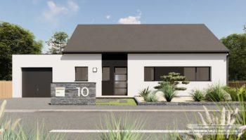 Maison+Terrain de 4 pièces avec 2 chambres à Vildé-Guingalan 22980 – 200842 € - KDA-21-04-29-38