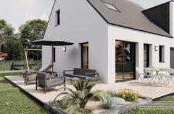 Maison+Terrain de 5 pièces avec 4 chambres à Hirel 35120 – 285217 € - JBLB-21-04-01-1