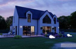 Maison+Terrain de 6 pièces avec 5 chambres à Tronchet 35540 – 445192 € - JBLB-21-04-14-2