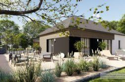 Maison+Terrain de 4 pièces avec 3 chambres à Gouesnière 35350 – 340521 € - JBLB-21-04-06-4