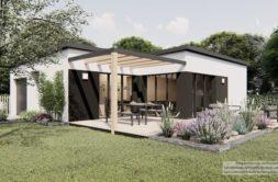 Maison+Terrain de 4 pièces avec 3 chambres à Cugnaux 31270 – 315746 € - CLE-21-05-03-22