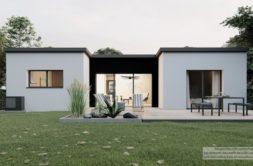 Maison+Terrain de 4 pièces avec 3 chambres à Labarthe-sur-Lèze 31860 – 307576 € - CLE-21-01-25-4