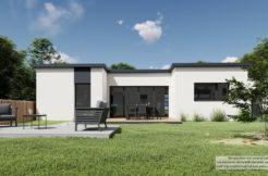 Maison+Terrain de 4 pièces avec 3 chambres à Nostang 56690 – 244482 € - GGO-21-01-29-12