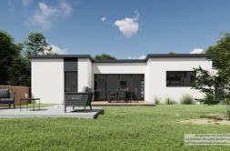Maison+Terrain de 4 pièces avec 3 chambres à Kervignac 56700 – 268652 € - GGO-21-01-27-48