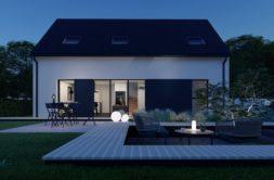 Maison+Terrain de 5 pièces avec 4 chambres à Kervignac 56700 – 310652 € - GGO-21-01-27-63