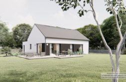 Maison+Terrain de 4 pièces avec 3 chambres à Kervignac 56700 – 241652 € - GGO-21-01-27-75