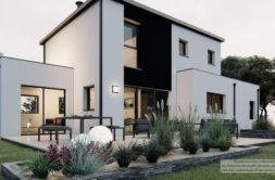 Maison+Terrain de 5 pièces avec 4 chambres à Châteaubourg 35220 – 299113 € - EPLA-21-04-21-14