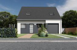 Maison+Terrain de 5 pièces avec 4 chambres à Ploufragan 22440 – 184632 € - ADES-21-02-09-8