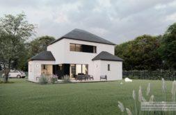 Maison+Terrain de 5 pièces avec 4 chambres à Kervignac 56700 – 289004 € - GGO-21-02-17-21