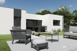 Maison+Terrain de 4 pièces avec 3 chambres à Arzal 56190 – 228167 € - SPED-21-02-23-23