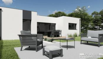 Maison+Terrain de 4 pièces avec 3 chambres à Plumelec 56420 – 256725 € - SPED-21-10-11-36