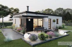 Maison+Terrain de 2 pièces avec 2 chambres à Haute-Goulaine 44115 – 278643 € - CLER-21-02-18-3