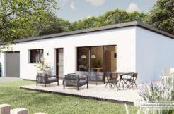 Maison+Terrain de 2 pièces avec 2 chambres à Haute-Goulaine 44115 – 260993 € - CLER-21-02-18-4