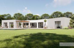 Maison+Terrain de 5 pièces avec 3 chambres à Ploemeur 56270 – 435673 € - MGUI-21-02-18-1