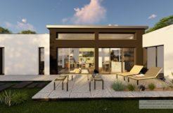 Maison+Terrain de 5 pièces avec 3 chambres à Ploemeur 56270 – 435673 € - MGUI-21-02-18-4